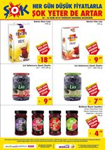 10 Ekim ŞOK Aktüel Kampanyası - Çay, Zeytin ve Reçel Fiyatları