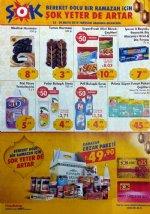23 Mayıs ŞOK Aktüel Katalogu - Prima Süper Fırsat Paket Çeşitleri