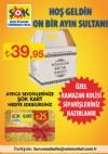 ŞOK 1 Temmuz 2015 Aktüel Ürünler Katalogu - Ramazan Kolisi