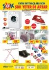 ŞOK 11 Kasım - 14 Kasım 2017 Kataloğu - İndesit Çamaşır Makinesi