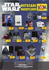 ŞOK 14 Aralık - 20 Aralık 2016 Katalogu - Star Wars