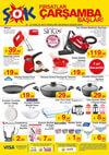 ŞOK 21 Aralık 2016 Katalogu - Sinbo Toz Torbalı Elektrikli Süpürge