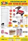 ŞOK 23 Eylül - Indesit Buzdolabı