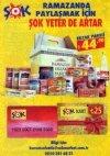 ŞOK 24 Mayıs 2017 Katalogu - Ramazan Erzak Paketi