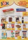 ŞOK 25 Mayıs 2016 Kampanya Katalogu - Bahçıvan Taze Kaşar Peyniri