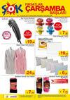 ŞOK 4 Ocak 2017 Fırsat Ürünleri Katalogu - Bayan Süper Soft Sabahlık