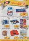 ŞOK Fırsat Ürünleri 22 Haziran 2016 Katalogu - Tursil Çamaşır Deterjanı