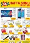 ŞOK Hafta Sonu Fırsatları 9 Nisan 2016 Katalogu - Samsung J110 Akıllı Cep Telefonu