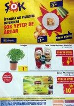 ŞOK Market 2 - 5 Haziran İndirimleri - Lipton Altın Harman