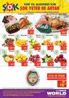 ŞOK Market 30 Aralık 2017 - 2 Ocak 2018 Fırsat Ürünleri
