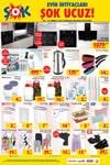 ŞOK 8 Temmuz 2020 Aktüel Ürünler Kataloğu