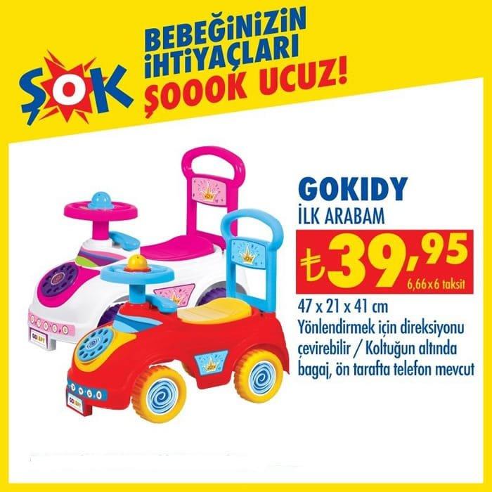 GoKidy İlk Arabam ( ŞOK 18 Aralık 2020 )
