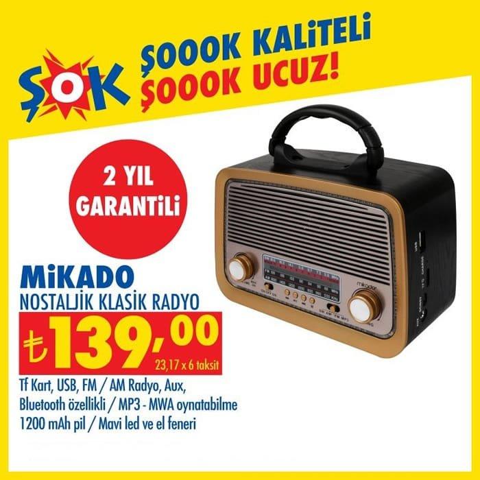 Mikado Nostaljik Klasik Radyo ( ŞOK 2 Aralık 2020 )