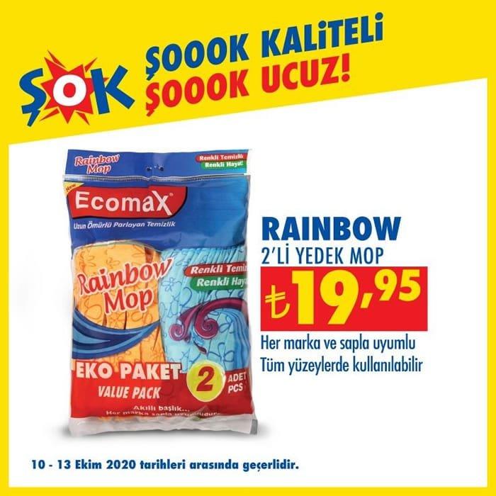 Rainbow Yedek Mop ( ŞOK 10 Ekim 2020 )