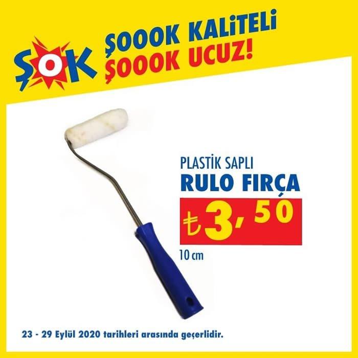 Rulo Fırça 10 cm ( ŞOK 23 Eylül 2020 )