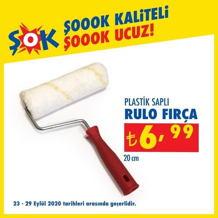 Rulo Fırça 20 cm ( ŞOK 23 Eylül 2020 )