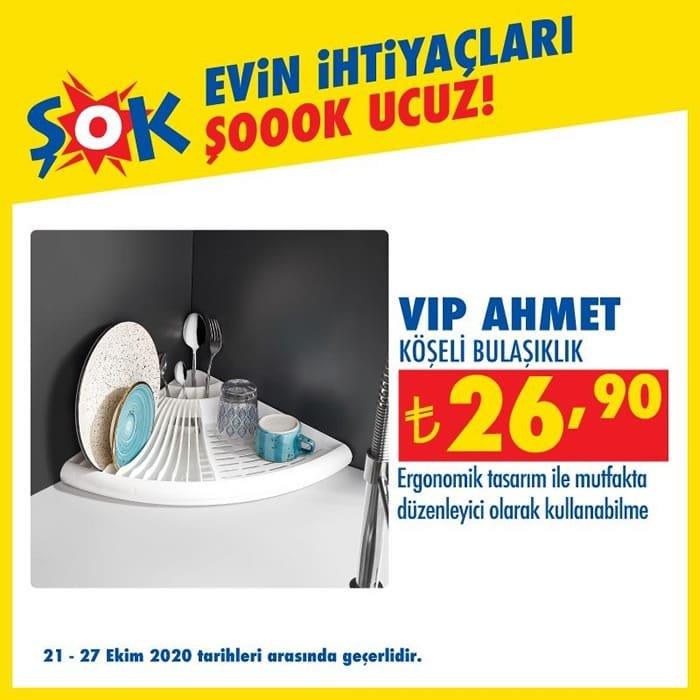Vip Ahmet Köşeli Baharatlık ( ŞOK 21 Ekim 2020 )